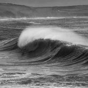 Wave - Porthleven Beach