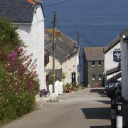 Portscatho - River Street