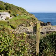 South West Coastpath - Portloe