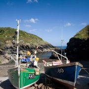 Fishing Boats - Portloe