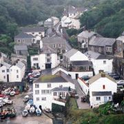 Portloe Fishing Village