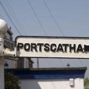 Portscatha Signpost