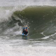 Praa Sands Bodyboard Action!