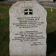 Prayer Book Rebellion Monument - Penryn