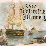 Waterside Meadery mural - Penzance