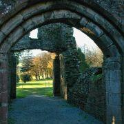 Restormel Castle Entrance