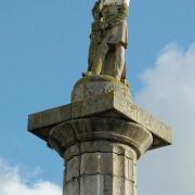 Richard Lander Monument - Truro