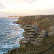 Rocks Near Land's End