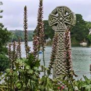 Celtic Cross - St Just in Roseland
