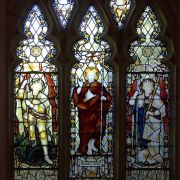 Stained Glass Window - Ruan Minor