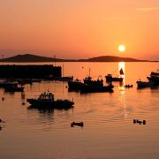 Isles of Scilly Sunset