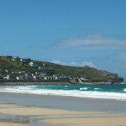 Sennen Cove Village and Beach