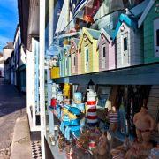 St Ives gift shop