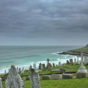 Barnoon Cemetery and Porthmeor - St Ives