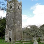 St Tudy Church Tower