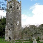 St Tudy Church Tower