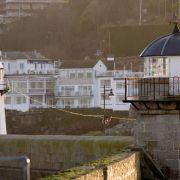 St Ives Lighthouses