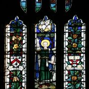Stained Glass - St Just Church