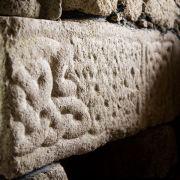 Celtic Cross Shaft in St Just Church