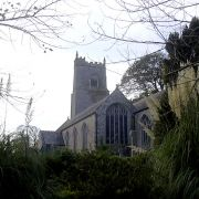 St Kew Church