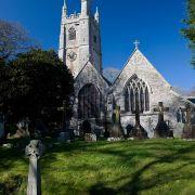 St Mawgan Church