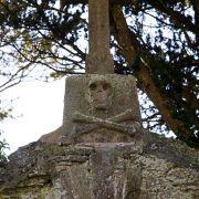 Carmelite Convent Graveyard Entrance