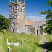 St Winwallow's Church in Landewednack