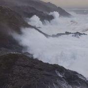 Pendeen - Storm Imogen