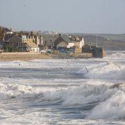 Stormy Marazion Waves