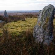 Stripple Stones Circle - Bodmin Moor