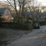 Vicarage Hill - Tintagel
