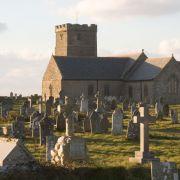 Tintagel Graveyard