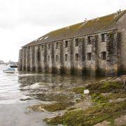 Ballast Pound - Torpoint Riverside