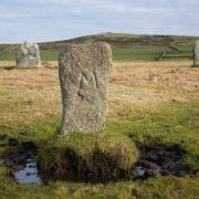 Boundary Stone - Trippet Stones