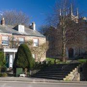 St Petroc's and Old Vicarage - Bodmin