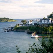 West Looe and Island