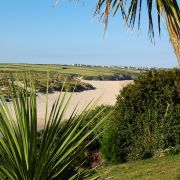 West Pentire Beach