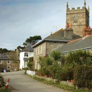 Zennor Village