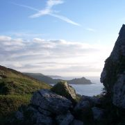 Zennor Coast View