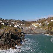 Lizard Point, Cadgwith, Kynance cove and Mullion Cove