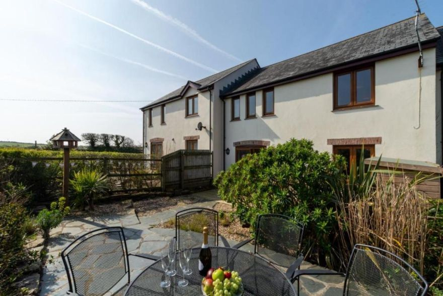 TRANQUIL LOCATION just minutes from Padstow