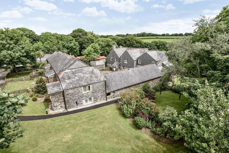 Lower Trengale Farm Holiday Cottages