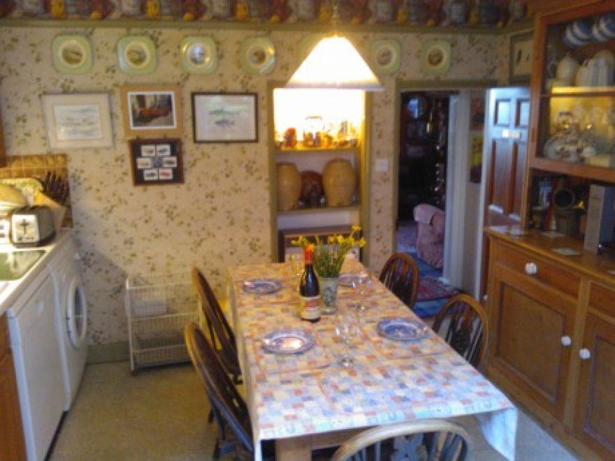 Seacrest Cottage Mousehole