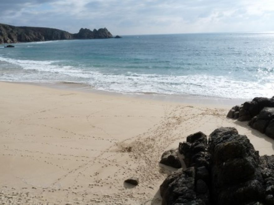 Wolf Rock Holiday Apartment Porthcurno