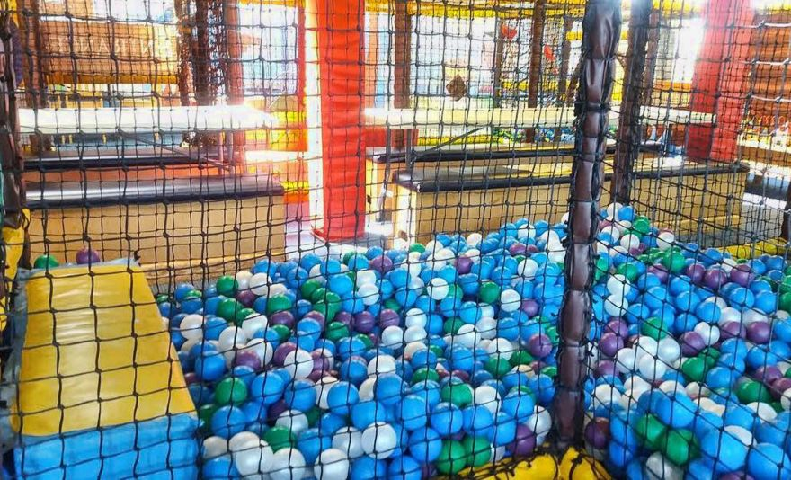 Bombadingas Soft Play area