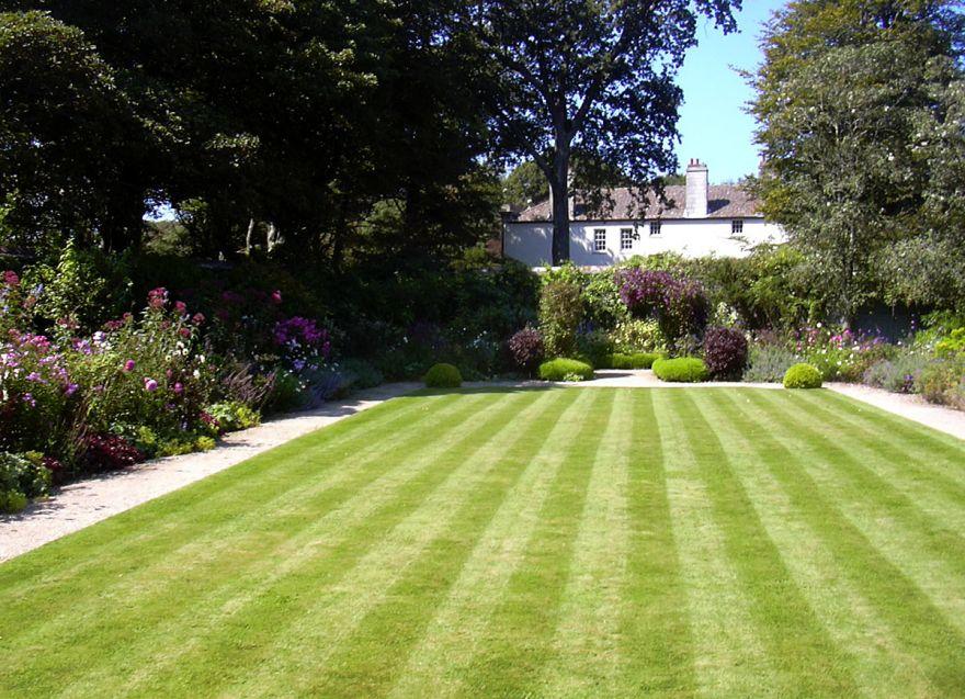 Bonython Manor - Walled garden