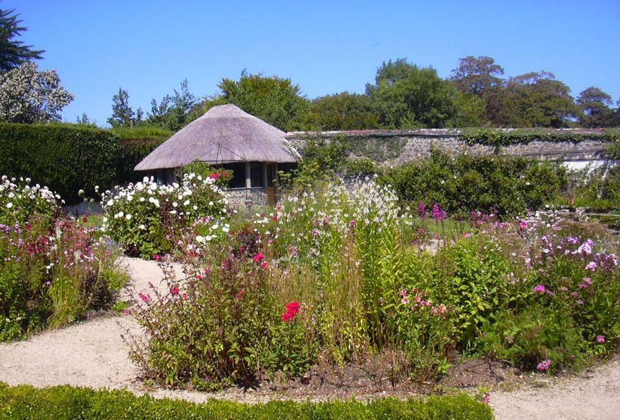 Bonython Manor - Potager garden
