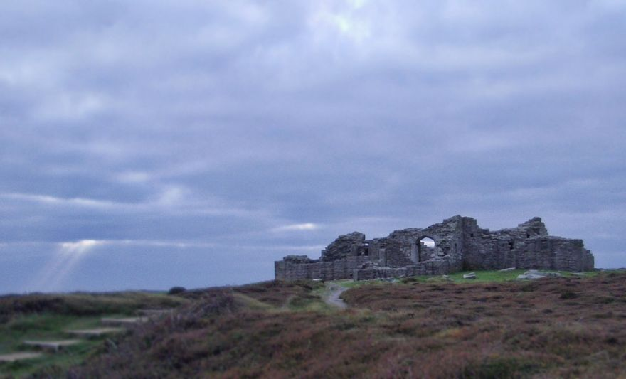 King Charles' Castle - Tresco