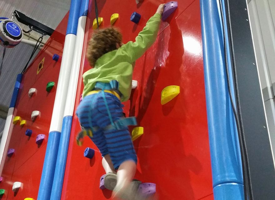 Base Camp indoor activity centre - Portreath