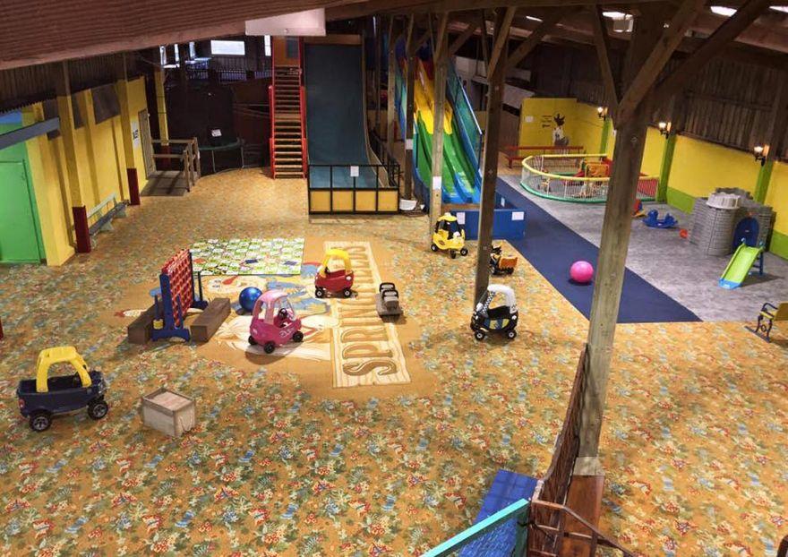 Springfields Fun Park - Indoor Play
